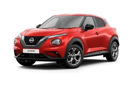 Nissan Juke SUV SUV 1.0 DIG-T 117PS N-Connecta 5Dr DCT Auto [Start Stop]