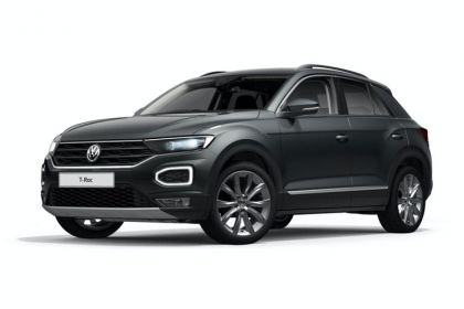 Volkswagen T-Roc SUV SUV 2wd 1.0 TSI 110PS Black Edition 5Dr Manual [Start Stop]