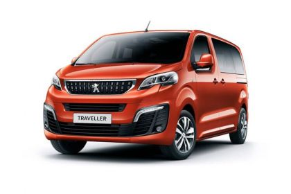 Lease Peugeot Traveller car leasing