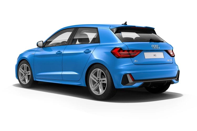 Audi A1 30 Citycarver 5Dr 1.0 TFSI 116PS  5Dr Manual [Start Stop] [Technology] back view