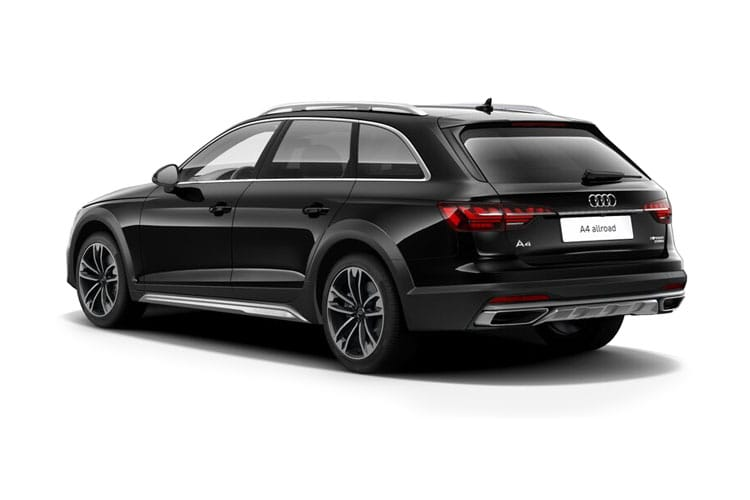 Audi A4 RS4 Avant quattro 5dr 2.9 TFSI V6 450PS Carbon Black 5Dr Tiptronic [Start Stop] [Comfort Sound] back view