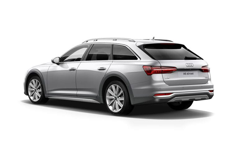 Audi A6 45 allroad quattro 5Dr 3.0 TDI V6 231PS Vorsprung 5Dr Tiptronic [Start Stop] back view