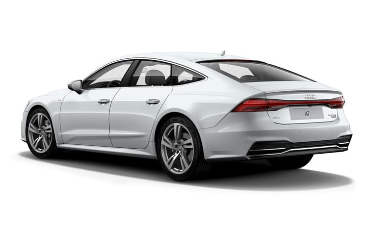 Audi A7 40 Sportback 5Dr 2.0 TDI 204PS S line 5Dr S Tronic [Start Stop] back view