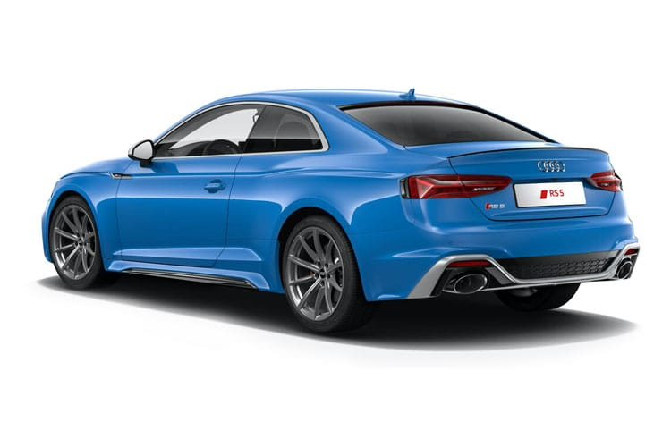 Audi A5 40 Coupe quattro 2Dr 2.0 TDI 190PS Sport 2Dr S Tronic [Start Stop] [Technology] back view