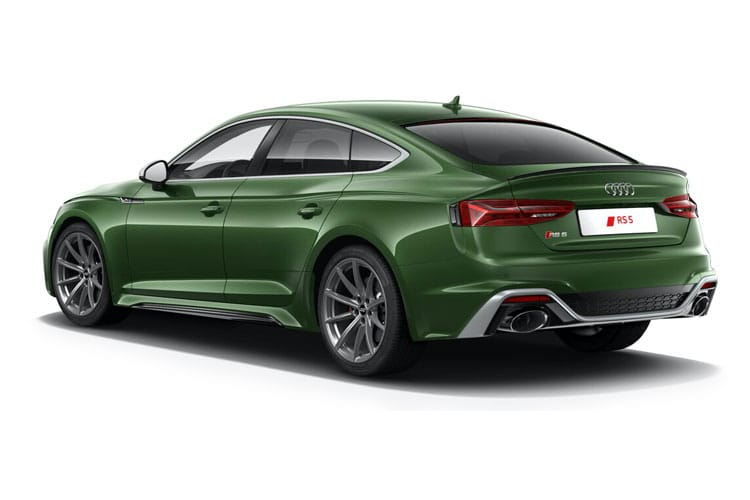 Audi A5 45 Sportback quattro 5Dr 2.0 TFSI 245PS S line 5Dr S Tronic [Start Stop] back view