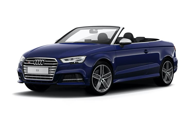 Audi A3 Cabriolet 2Dr 1.6 TDI 110PS Sport 2Dr Manual [Start Stop] front view