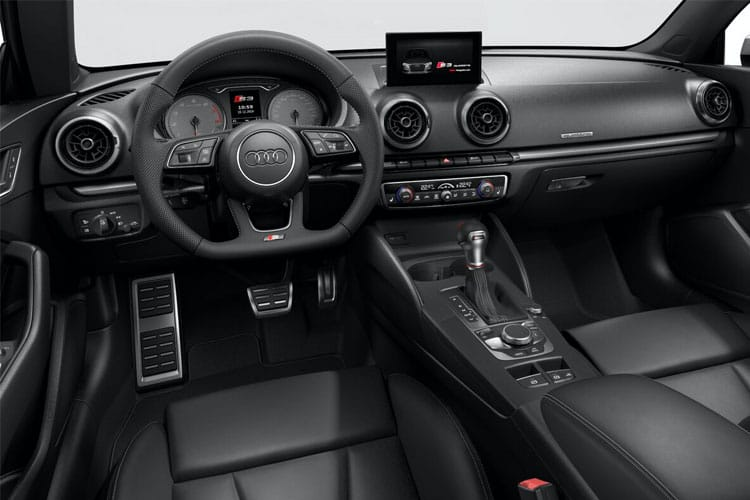Audi A3 Cabriolet 2Dr 1.6 TDI 110PS Sport 2Dr Manual [Start Stop] inside view