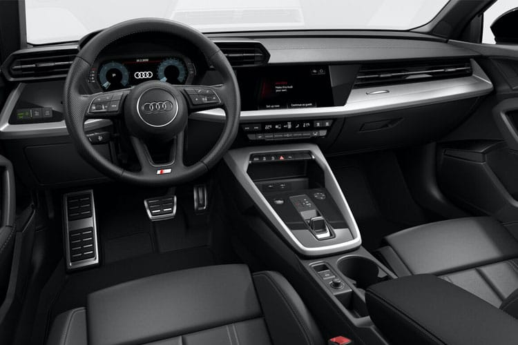 Audi A3 35 Sportback 5Dr 1.5 TFSI 150PS Sport 5Dr Manual [Start Stop] [Comfort Sound] inside view