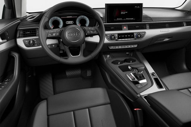Audi A4 RS4 Avant quattro 5dr 2.9 TFSI V6 450PS Carbon Black 5Dr Tiptronic [Start Stop] [Comfort Sound] inside view