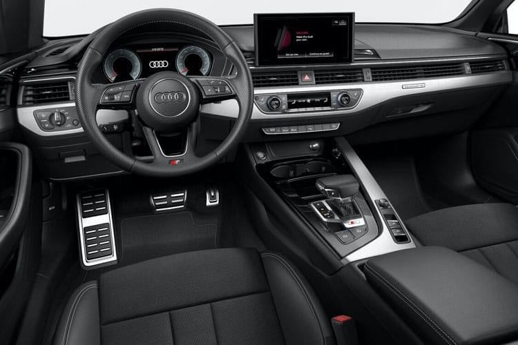 Audi A5 45 Cabriolet quattro 2Dr 2.0 TFSI 265PS Vorsprung 2Dr S Tronic [Start Stop] inside view