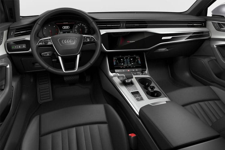 Audi A6 45 allroad quattro 5Dr 3.0 TDI V6 231PS Vorsprung 5Dr Tiptronic [Start Stop] inside view