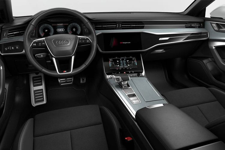 Audi A7 40 Sportback 5Dr 2.0 TDI 204PS S line 5Dr S Tronic [Start Stop] inside view