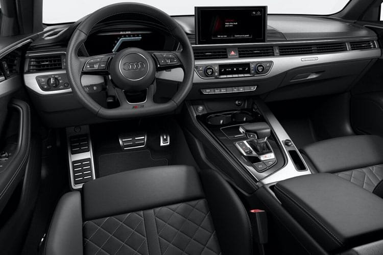 Audi A4 35 Saloon 4Dr 2.0 TDI 163PS Vorsprung 4Dr S Tronic [Start Stop] inside view