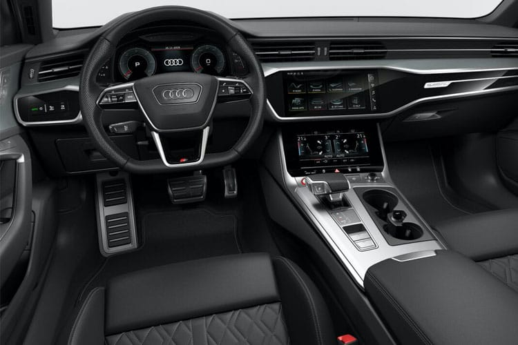 Audi A6 40 Saloon 2.0 TDI 204PS Sport 4Dr S Tronic [Start Stop] [Technology] inside view